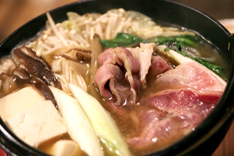 牡丹鍋(もみじ鍋)